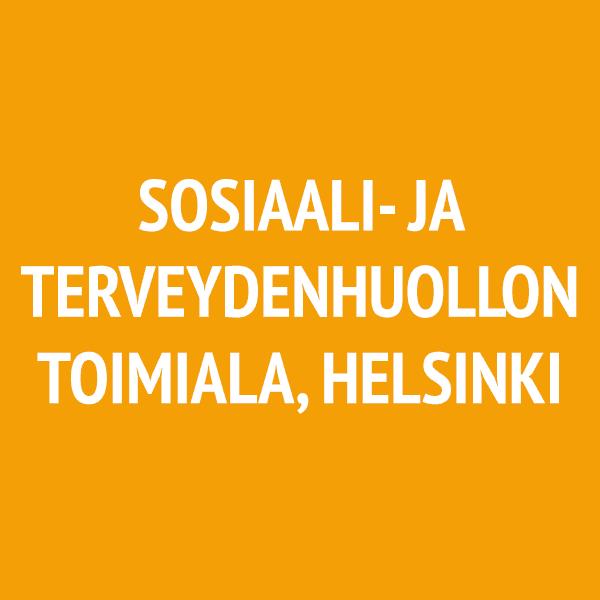 Sosiaali-ja terveydenhuollon toimiala Helsinki